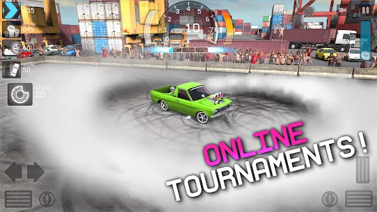 Torque Burnout – MOD (Unlimited Money) 3