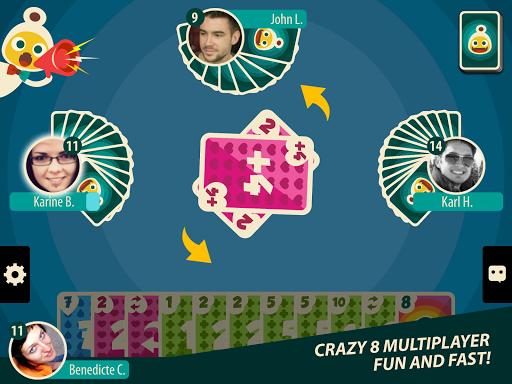 Crazy 8 Multiplayer
