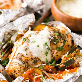 Chicken Foil Packets Recipes.
