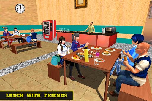 High School Boy Virtual Life  screenshots 5