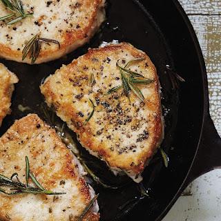 Rosemary Pork Chops recipe | Epicurious.com.