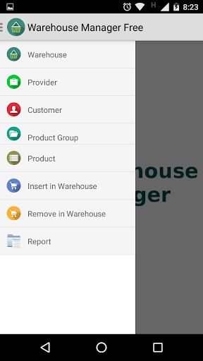 Warehouse Manager 1.2 screenshots 2