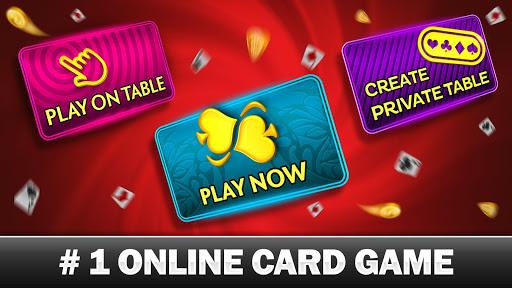 Callbreak Multiplayer - Online Card Game  screenshots 1
