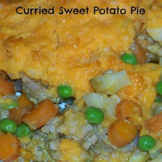 Curry Shepherd's Pie.