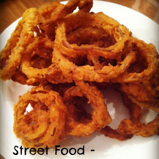 Red Chilli Onion Rings
