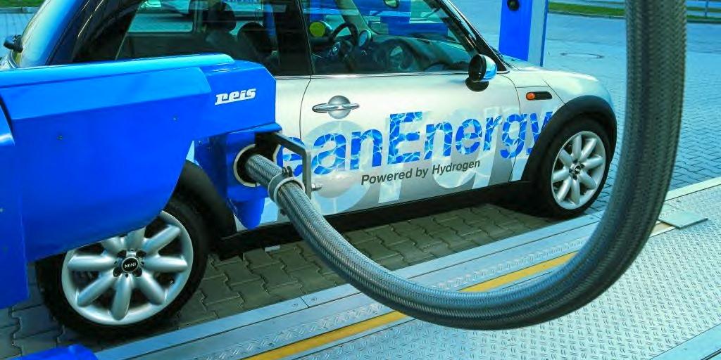 Idrogeno e mobilità sostenibile.