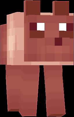 An_eevee_minecraft_skin