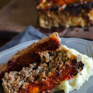 Meatloaf With Ground Beef Veal And Pork Recipes