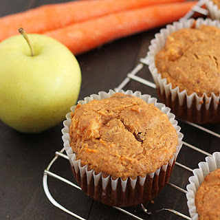 Vegan Gluten Free Morning Glory Muffins