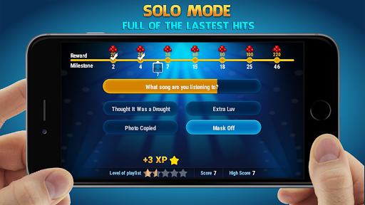 Song Arena - Multiplayer Guess The Song  screenshots 2