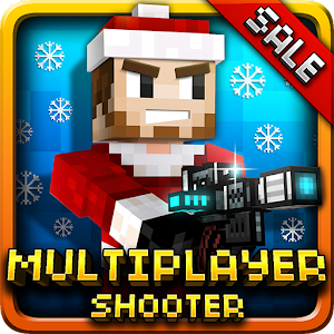Pixel Gun 3D icon do jogo