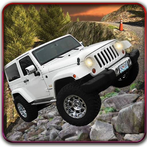 Offroad Jeep mountain climb 3D