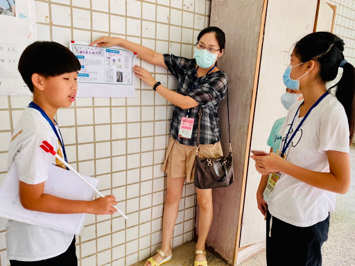 1090523參加第60屆台南市科展競賽