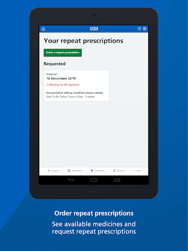 NHS App 1.37.0 Screenshots 10