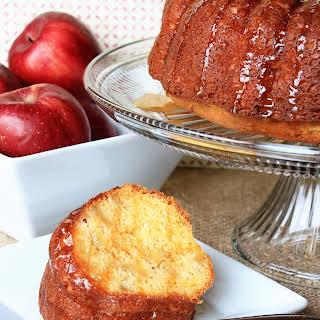Pistachio Pudding Cake.