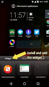 Hartie the cat widget screenshot 1