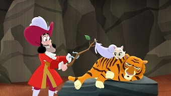 Hook and the Itty-Bitty Kitty / Pirate Campout