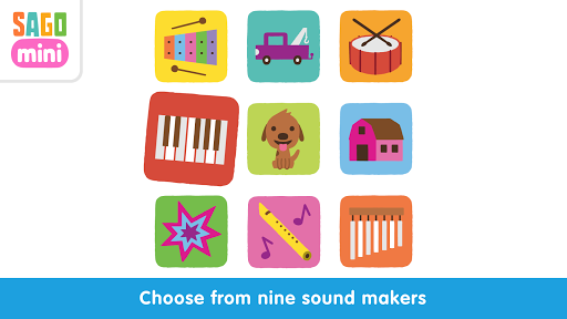 Sago Mini Sound Box screenshot 4