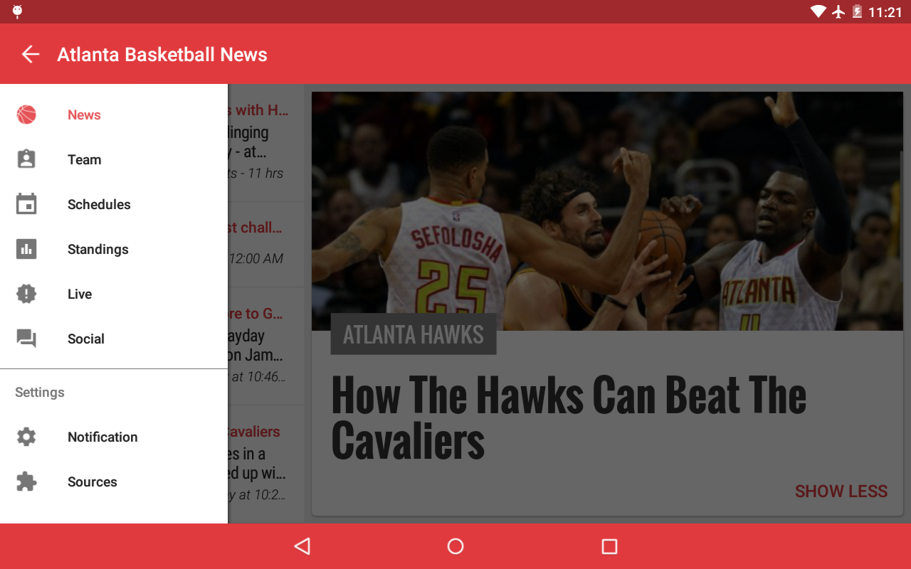 Atlanta Basketball News - Android Apps on Google Play