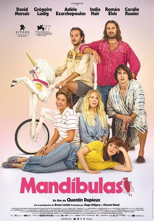 Mandíbulas (Mandibles)