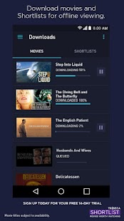 Tribeca Shortlist - Movies- screenshot thumbnail