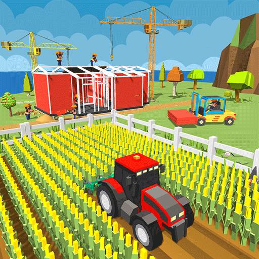 Farm Exploration : Build Village Harvest Simulator