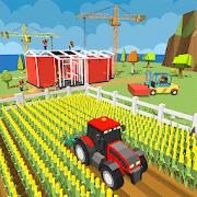 مزرعة الاستكشاف: بناء قرية محصول الحصاد
