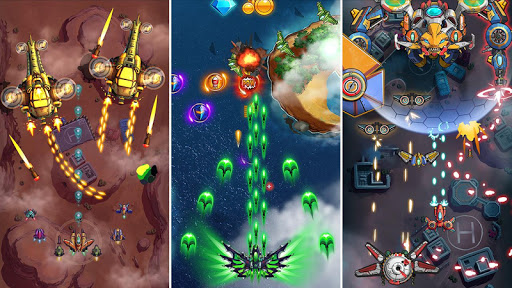 Strike Force - Arcade shooter - Shoot 'em up 1.5.4 screenshots 6