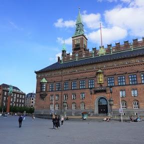 【世界の建築】壮麗さに圧倒されるデンマークのコペンハーゲン市庁舎