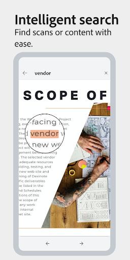 Adobe Scan: PDF Scanner with OCR, PDF Creator 20.09.02-regular screenshots 4