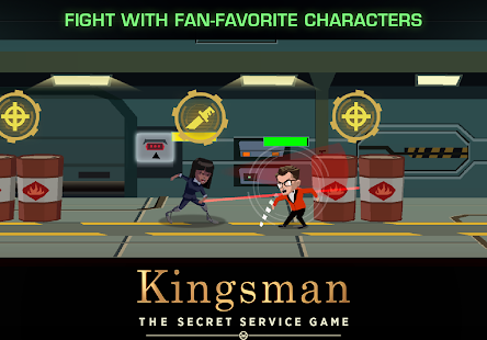 Kingsman - The Secret Service Game Screenshot