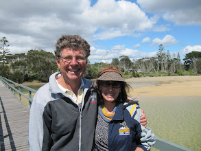Photo: Year 2 Day 169 - Alan and Marie