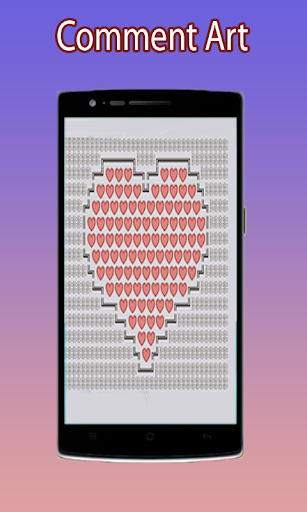Comment Art - ASCII Text Art Latest 1.1 screenshots 1