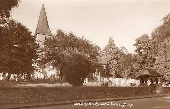 Photo: Wateringbury Church