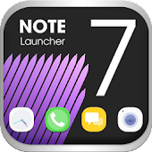 Note 7 Launcher – Note 7 Theme