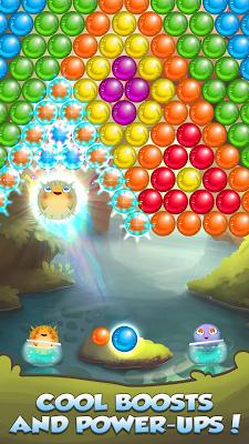 Bubble Shooter Swamp - screenshot