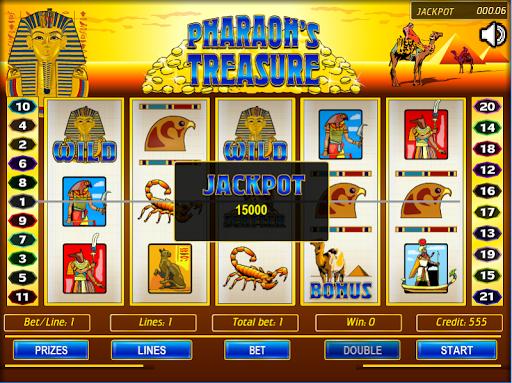 Pharaoh's Treasure screenshot 4
