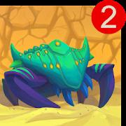 Spore Monsters.io 2 - Evolution of Sand Beasts
