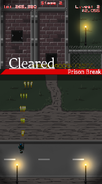 Prison Break Zombies!- screenshot