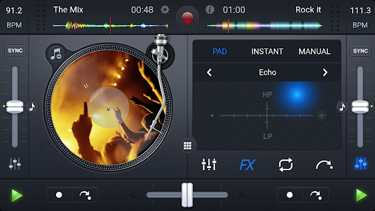 djay FREE – DJ Mix Remix Music App Download for Android 3
