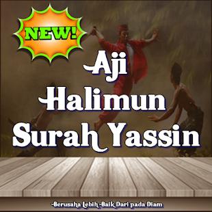 Aji Halimun Surah Yassin - náhled