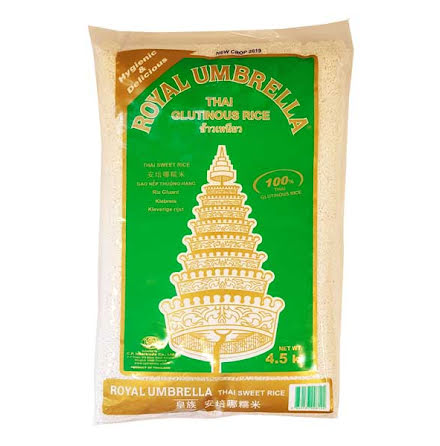 Glutinous Rice Royal Umbrella