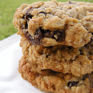 Oatmeal Raisin Cookies