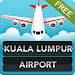 FLIGHTS Kuala Lumpur Airport Icon