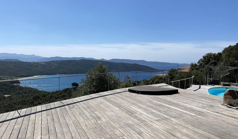 Villa avec piscine et jardin Coti-Chiavari