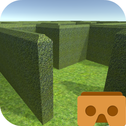VR Maze Game for Android