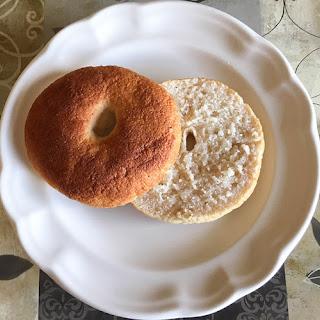 Plain Bagels (Paleo, Gluten-free, Grain-free, Nut-free)