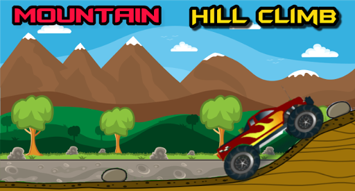 Mountain Hill Climb Race