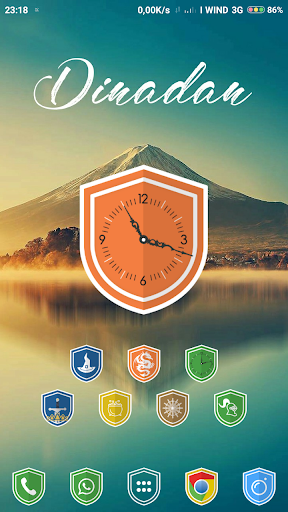 Dinadan Icon Pack screenshot 1