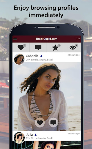 Download BrazilCupid - Brazilian Dating App 2.3.9.1937 2